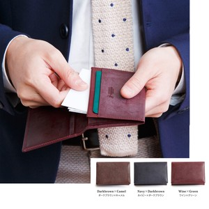Ride Leather Business Card Holder Aging Tokyo
