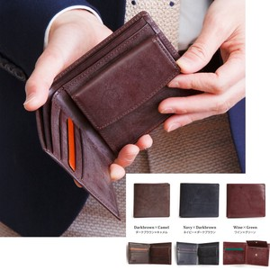 Ride Leather Two Wallet Aging Tokyo