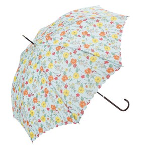 2018 S/S Umbrella Stick Umbrella Botanical Flower