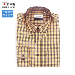 Tartan Check Long Sleeve Shirt
