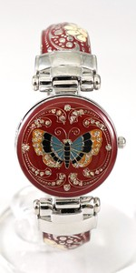 Pole Watch Bangle Watch Butterfly Ladies Wrist Watch Fashion Accessory