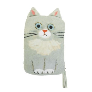 ECOUTE! Tissue Pouch Gray