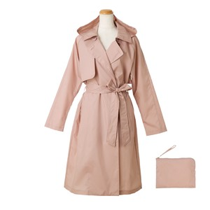 2018 S/S Raincoat Robe Trench Coat