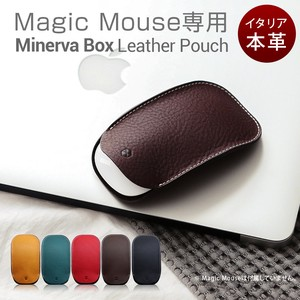 Box Leather Pouch