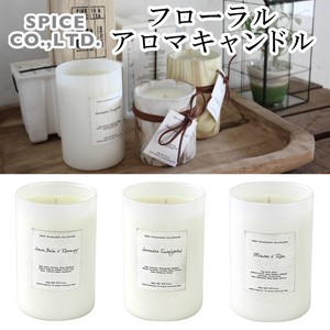 2018 S/S Floral Aroma Candle
