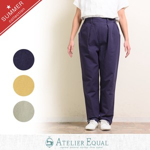 Bag Waist Tuck Pants
