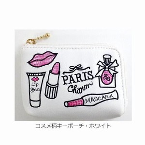 Cosme Pouch White