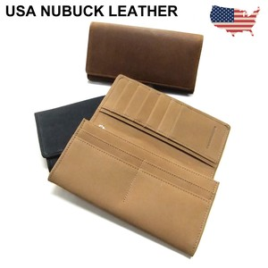 Bag Leather Long Wallet