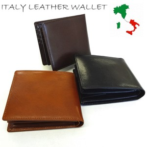 Italy Leather Attached Wallet