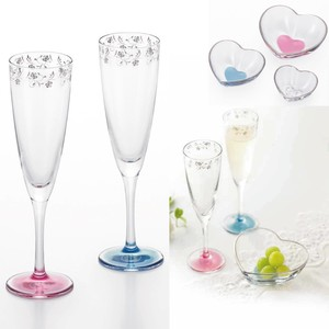 Wedding Gift Heart Ball Nesting Set Champagne Set