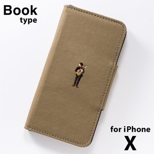 <iPhoneXケース>LAMPER iPhone case forX LPBX-04 PLAYER