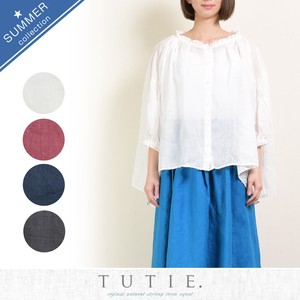 French Gather Blouse