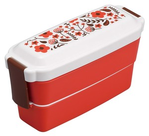 Slim Dome 2 Steps Lunch Box