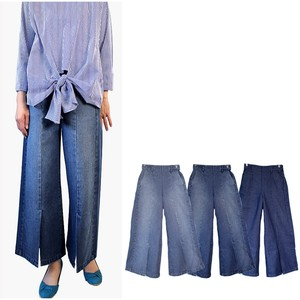 wide pants Denim Beautiful Legs