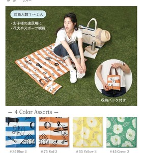 Compact Picnic Blanket