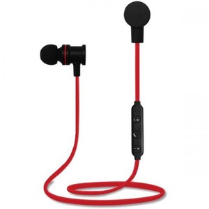 Bluetooth earphone 【Mag Ear Light】 3E-BEA2-R レッド
