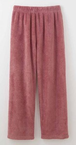 Fluffy Home Pants Coral