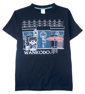 2018 Summer WANKODO Short Sleeve T-shirt