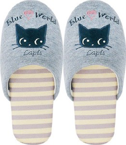 Blue Slipper Cat