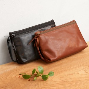 Tan Leather Pouch Clutch Tokyo Bag Bag