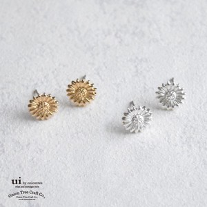 Pierced Earring Flower Flower Accessory