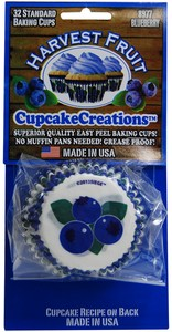 Baking Cup Blueberry