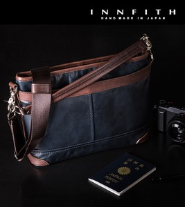 Factory Genuine Leather Shoulder Bag B5 Tokyo