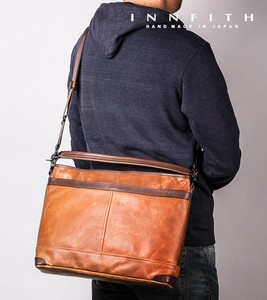 Factory Genuine Leather Shoulder Bag A4 Tokyo