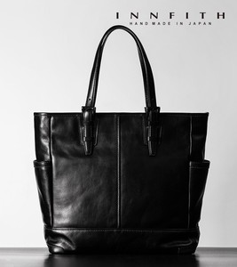 Factory Genuine Leather Tote Bag Business Bag A4 File Tokyo Handle Length Adjustment