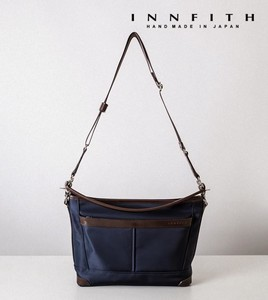 Factory Montana Tan Leather Shoulder Bag Tokyo Water-Repellent