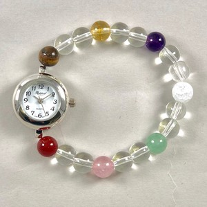 Pole Watch All Natural stone Use Power Stone Bracelet Watch Accessory Good Luck Fortune