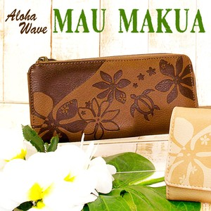 Puise Popular Aloha Wave Series Long Wallet