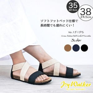Sales To Pieces joy walker Closs Band Sandal 2018 S/S