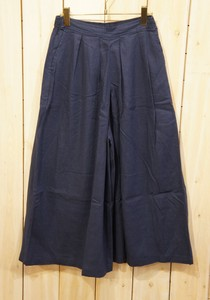 2018 S/S Rayon Tuck wide pants