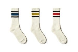 [Women] 80's Skater socks