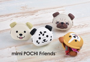 mimi POCHI Friends<コインケース・ポーチ>