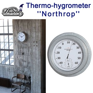 "■2018SS 新作■ THERMO-HYGROMETER ""NORTHROP GT-22"""