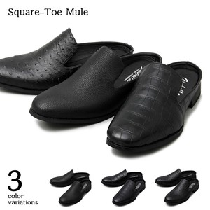 Square Mule Business Casual