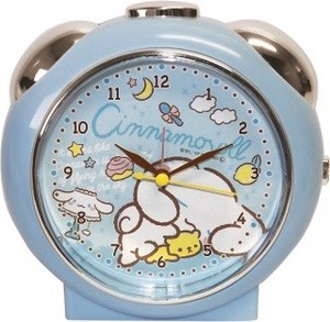 Sanrio Clock Cinnamon Roll
