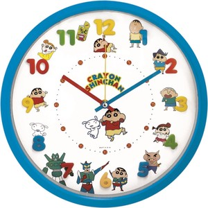 Crayon Shin Chan Icon Wall Clock