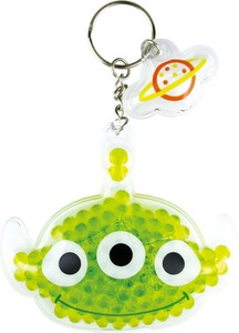 Disney Gel Beads Key Ring