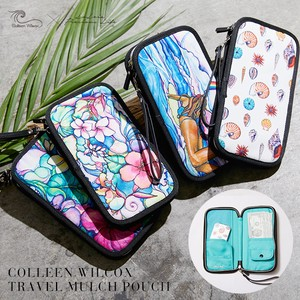 Collaboration Travel Multi Pouch