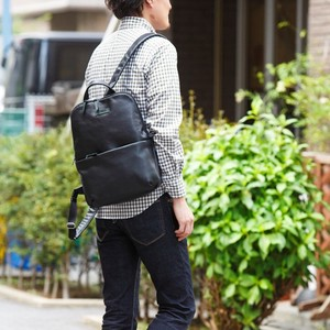 Limit Genuine Leather Backpack Tokyo
