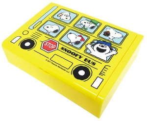 Jewelry Box Snoopy Yellow