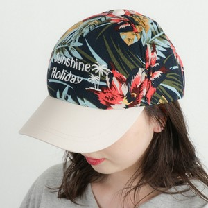 Ladies Men's 2018 S/S Botanical Cap