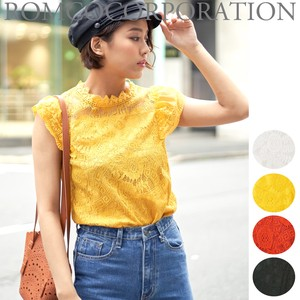 2018 Summer Flare Lace Top