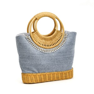 Handle Bijou Bag