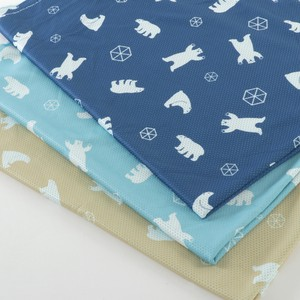 Fabric Polar Bear Water Closs