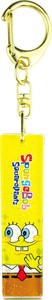 Sponge Bob Acrylic Key Ring Body