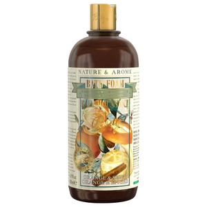 RUDY Nature&Arome Apothecary Bath & Shower Gel バス&シャワージェル Orange & Spice オレンジ&スパイス